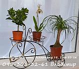 "Подставка для цветов на 3 чаши ""Велосипед-3"", фото 3"