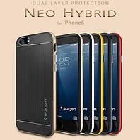 Чехол бампер SGP Neo Hybrid для iPhone 6 6S Plus