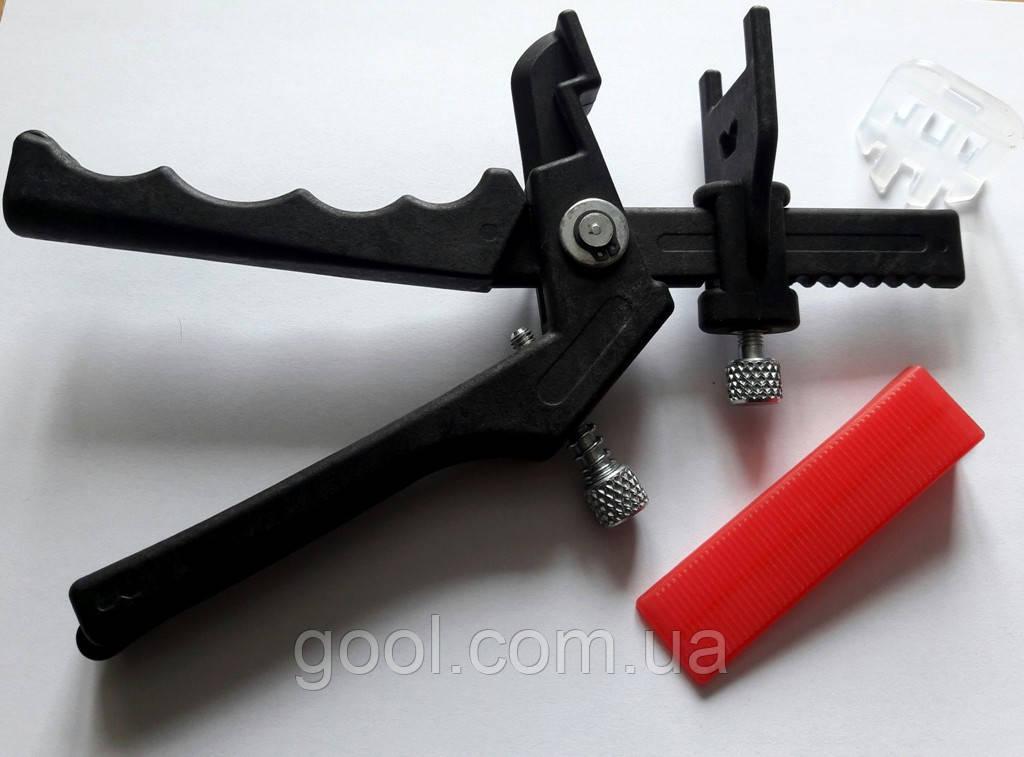 Монтажный инструмент для системы укладки и выравнивания плитки