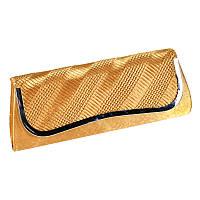 Клатч золотистый 061735