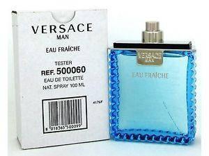 Versace Man Eau Fraiche (Версаче Мен Еу Фреш), мужской тестер