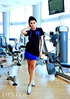 Женское летнее спортивное платье Adidas