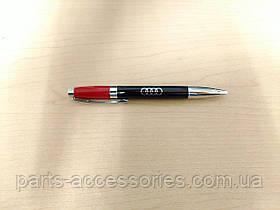 Ручка черная с красным Новая Оригинал Audi