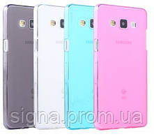 Силиконовый чехол для Samsung Galaxy J1 J100 ultra