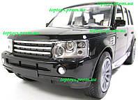 Машина на радиоуправлении джип Range Land Rover, длина 22см, аккумулятор, свет