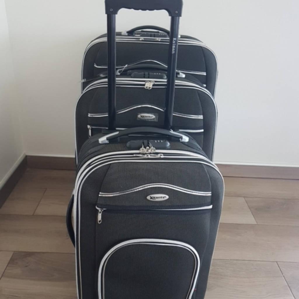 Комплект чемоданов Kaiman