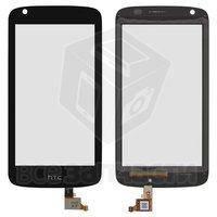 Тачскрин (сенсор) для мобильного телефона HTC Desire 326G, черный