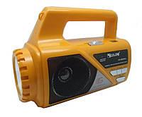 Golon RX-660 REC USB/SD MP3 FM Фонарь, фото 1