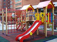 Детские уличные площадки