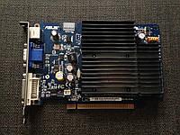 ВИДЕОКАРТА Pci-E NVIDIA GEFORCE 8500 GT на 512 MB 128 BIT с ГАРАНТИЕЙ ( видеоадаптер 8500gt 512mb  )