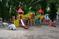 Детские площадки, игровые комплексы
