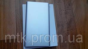 Оригинальный Xiaomi power bank 10000 mAh внешний аккумулятор silver