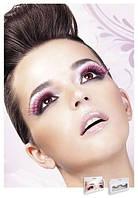 Накладные ресницы перьевые Light Pink Feather Eyelashes