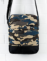 Мужская сумка через плечо Staff camo cotton VF00021
