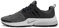 Мужские кроссовки Nike Air Presto TP QS Grey Найк Аир Престо серые