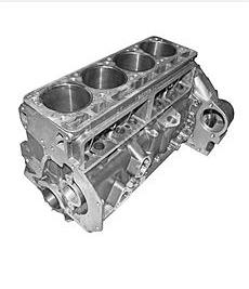 Блок цилиндров в сборе (двигатель без ГБЦ)
