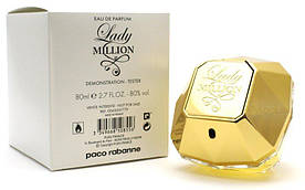 Paco Rabanne Lady Million (Пако Рабанн Леди Миллион), женский тестер без крышки
