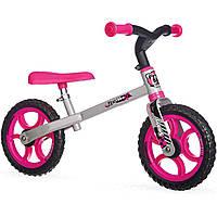 Беговел Smoby First Bike Pink 770201