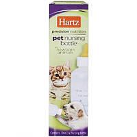 Бутылочка с соской для щенков и котят Hartz (Хартц) Pet Nursing Bottle 55 мл