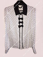 Детские школьные блузки 1225