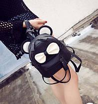 Мультяшные рюкзаки Мини Маус с нежным бантиком и ушками, фото 3