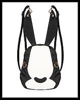 Оригинальный рюкзак заяц с ушами-лямками