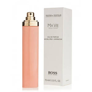 Hugo Boss Ma Vie pour Femme (Хюго Босс ма Вью пур Фем),тестер без крышки