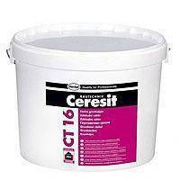 Грунтующая краска CERESIT СТ 16 (10 кг)