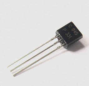 Транзистор біполярний 2SC945 C945 TO-92 50V, фото 2