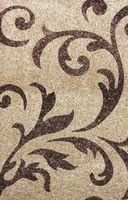 Ковер Fantasy коричневый с ветками
