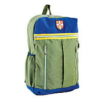 554133 Рюкзак підлітковий CA 095, зелений, 28*45*11