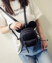 Сказочные мини рюкзаки с ушками, Мики Маус, фото 3
