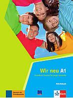 WIR neu 1 Arbeitsbuch Робочий зошит