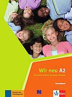 WIR neu 2 Arbeitsbuch Робочий зошит