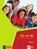 WIR neu 3 Arbeitsbuch Робочий зошит
