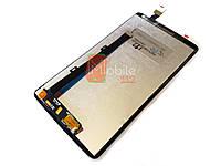 Модуль для Lenovo S930 (Дисплей + тачскрин), чёрный оригинал