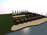 Строительство баз отдыха