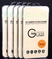 Защитное стекло для Samsung Galaxy J3 J300 закаленное, фото 1