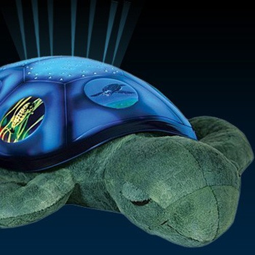 НОВИНКА! Ночник — морская черепаха «Звездное небо»