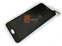 Модуль для Meizu M3 Note L681H (Дисплей + тачскрин), чёрный оригинал