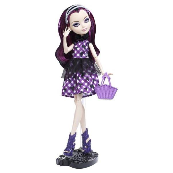 Кукла Эвер Афтер Хай Рэйвен Квин из серии Зачарованный  пикник Ever After High Enchanted Picnic Cerise Hood