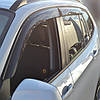 Ветровики BMW X1 E84 2009-2012, Дефлекторы окон БМВ Х1 Е81