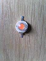 Фито светодиод 3Вт полный спектр 380-840нм