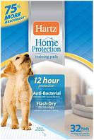 Пеленки для щенков и собак Hartz (Хартц) Training Pads 32 шт/уп