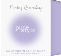 Betty Barclay Eau de Toilette pure style, 20 ml - Туалетная вода, 20 мл