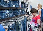 Почему джинсы меняют цвет?