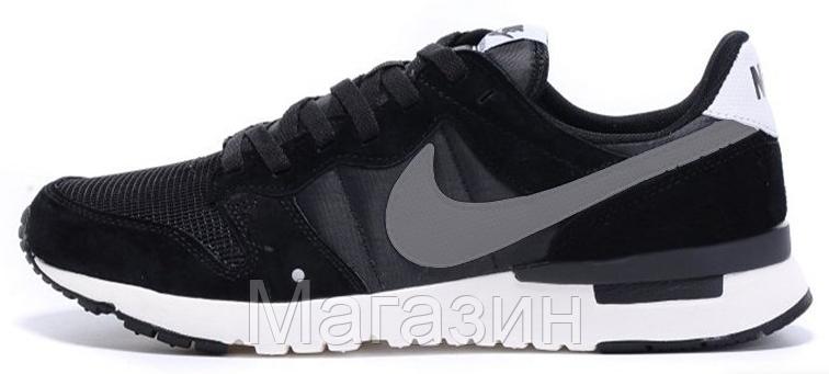 6bb96a55 Купить Мужские кроссовки Nike Archive 83 Black Grey Найк в Киеве ...
