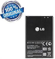 Аккумулятор батарея BL-44JH для LG Optimus L4 2 / L5 2 / L7 P700 P705 / Prada P940 / L40 оригинальный