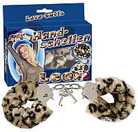 Качественные наручники Love Cuffs Leo