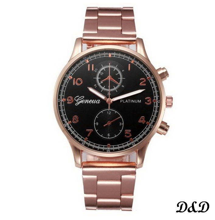 Часы мужские Xiniu золотые 2